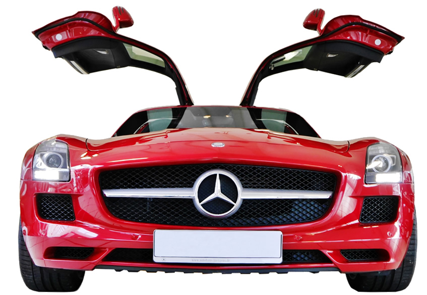 Fahrzeugverwaltung und Fotoservice