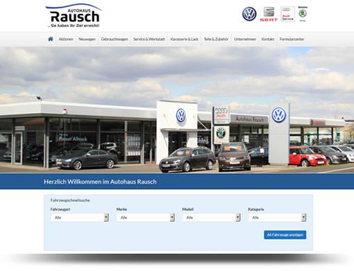 Kappe Autovertriebssystem GmbH Website